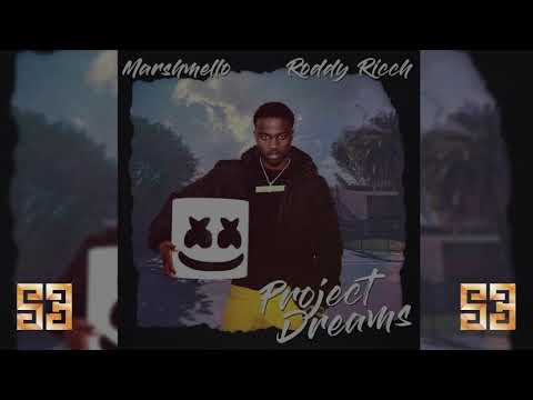 Marshmello x Roddy Ricch - Project Dreams (Instrumental)