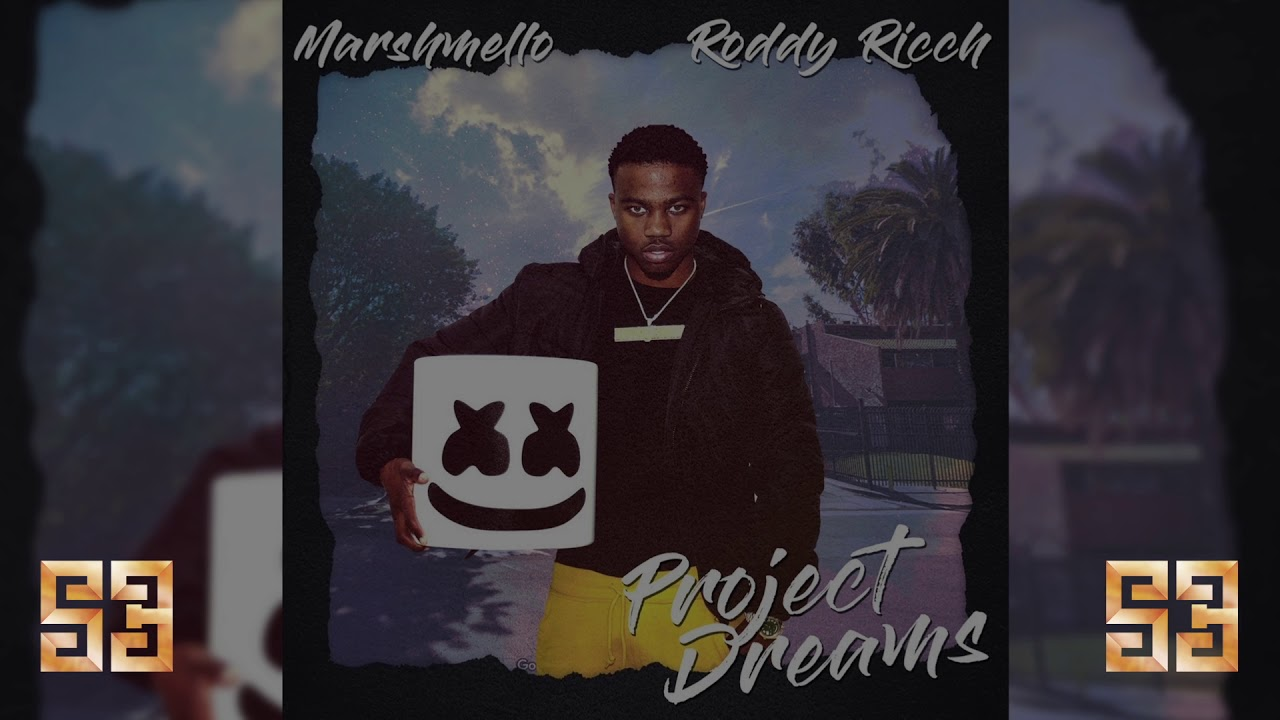 [Free Download] Marshmello x Roddy Ricch - Project Dreams (Instrumental)