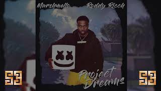 [Free Download] Marshmello x Roddy Ricch - Project Dreams (Instrumental)