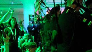 FDNY Emerald Society Pipes and Drums Band October 12 2013