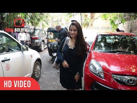 Priya Khopkar At Special Screening Of Sniff Movie | Sniff Special Screening thumbnail