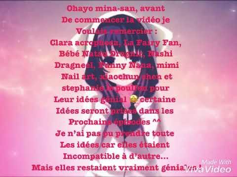 Fanfiction Fairy Tail: Un amour interdit ep 11