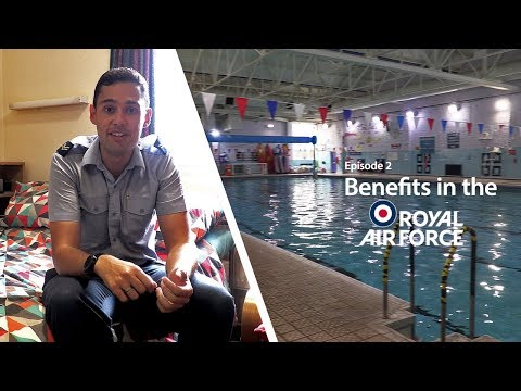 Benefits in the Royal Air Force