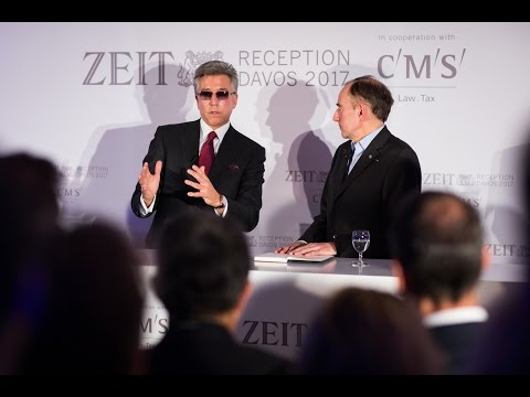 ZEIT RECEPTION Davos 2017 – Artificial Intelligence & Big Data