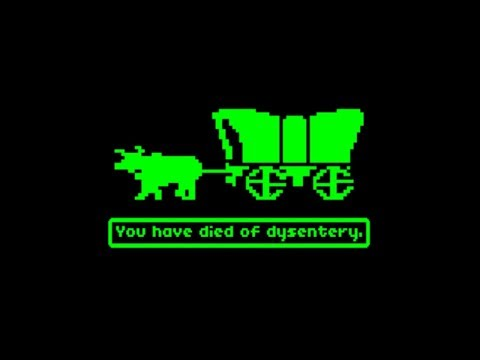 How To Download Oregon Trail (1990 Version) + DosBox Download
