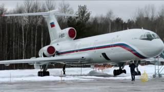 ماوراء الخبر-تحطم الطائرة العسكرية الروسية