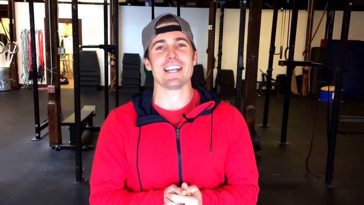 14 1 Crossfit Games Open Workout Youtube