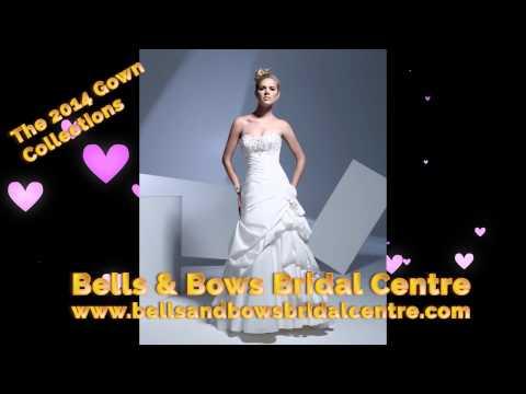 Wedding Gowns 2014 - Bells & Bows Bridal Centre, Lethbridge Alberta