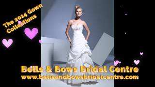 Wedding Gowns 2014 - Bells & Bows Bridal Centre, Lethbridge Alberta
