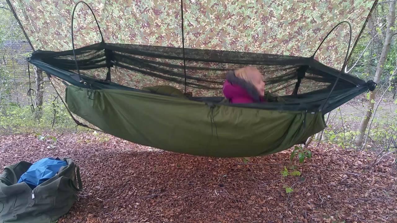 dd superlight jungle hammock stability test dd superlight jungle hammock stability test   youtube  rh   youtube