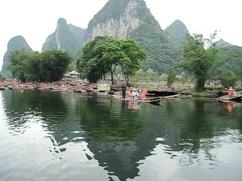 yulong river cruise may 090509