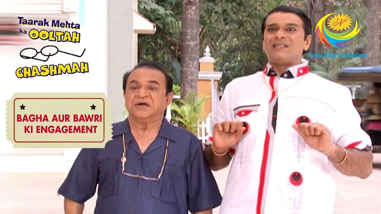 Natu Kaka & Bagha Explain To Tapu | Taarak Mehta Ka Ooltah Chashmah | Bagha Aur Bawri Ki Engagement