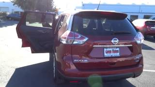 2014 NISSAN ROGUE Redding, Eureka, Red Bluff, Northern California, Sacramento, CA 14N134
