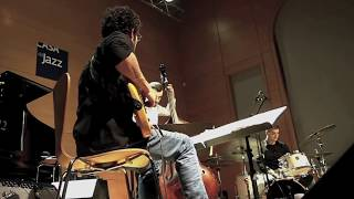 "Jacopo Ferrazza trio ""Lovers in the gravity"" [Cam Jazz]"