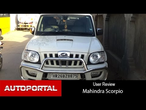 Mahindra Scorpio Micro Hybrid User Review - 'value for money' - Autoportal
