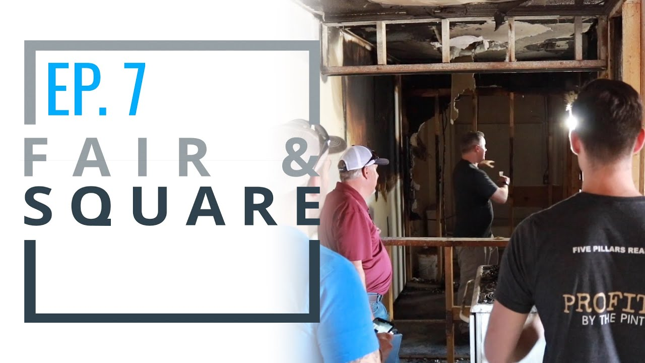 198 Units, Dealing With Contractors, & Property Walkthrough | Fair & Square | Ep. 7