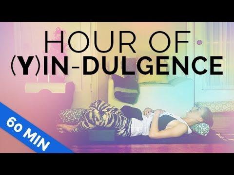 Yin Yoga Sequence for Total Relaxation | 60 Min Yin Yoga Full Class