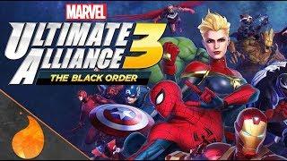 Marvel Ultimate Alliance 3: The Black Order  Co-op Part 1