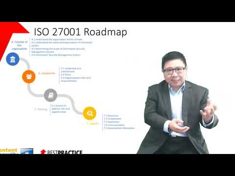 Information Security For Beginners Tutorial - The Roadmap To ISO 27001 Implementation