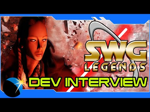 Star Wars Galaxies – SWG: Legends – Developer Interview Q&A – JTL, Upcoming Publishes, And More!