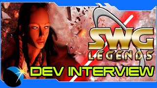 Star Wars Galaxies - SWG: Legends - Developer Interview Q&A - JTL, Upcoming Publishes, And More!