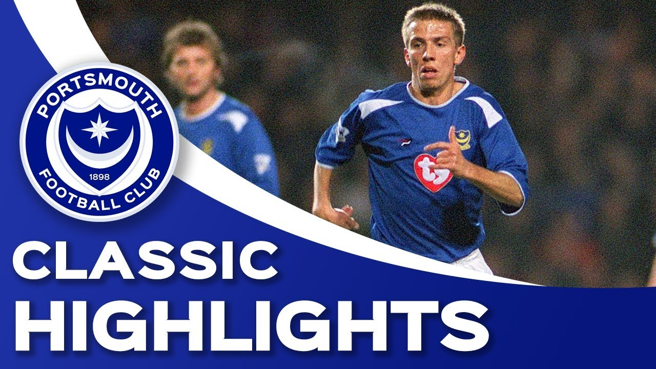 Classic Highlights: Portsmouth 6-1 Leeds United (2003)