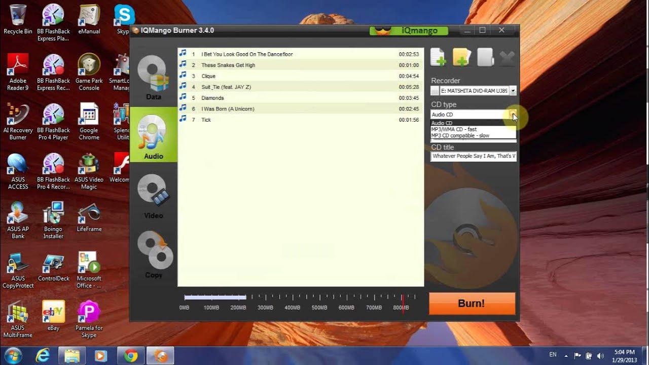 Smart DVD/CD Burner - FREE Download Smart DVD/CD Burner 3 ...