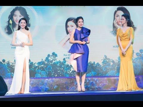 U50 Việt Trinh đọ sắc cùng Hương Giang và Hariwon vẫn không kém cạnh