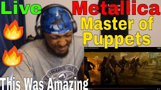 Download METALLICA - MASTER OF PUPPETS | REACTION