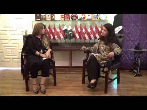 Interview with Dr Maria Sultan