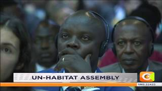 President Uhuru Kenyatta welcomes restructuring of UN-Habitat