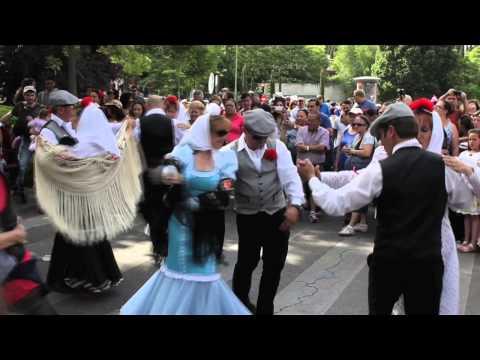 Pradera de San Isidro 2014 Madrid