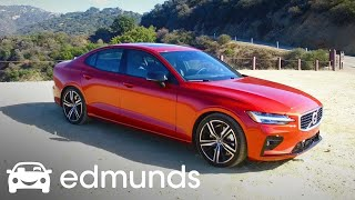 Can the 2019 Volvo S60 Take on the Best From Germany? | Edmunds