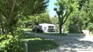 Gervanne Camping, Mirabel-et-Blacons (France/Drôme)