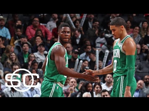 What's clicking for the new-look Celtics? | SportsCenter | ESPN