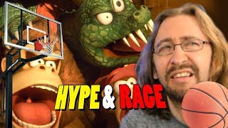 TIME TO GET DUNKED - Hype & Rage: Smashketball...Super Smash Bros Ultimate