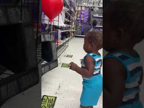 Kid Gets Scared By Fake Clown - 1073688