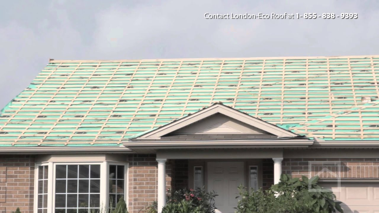 Metal Roofing Installation London Eco Roof Manufacturing
