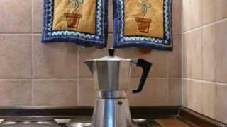 kaffee kochen / making coffee