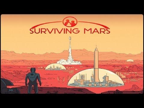 Surviving Mars Parte 1 Español Walkthrough  Let's Play (Pc)