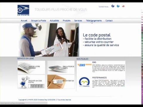 Senegal Post Tracking Guide
