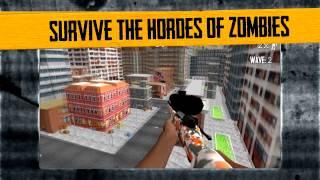 Zombie Survivor - Sniper game trailer