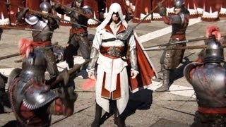 assassin s creed la hermandad brotherhood cinematicas completa espaol
