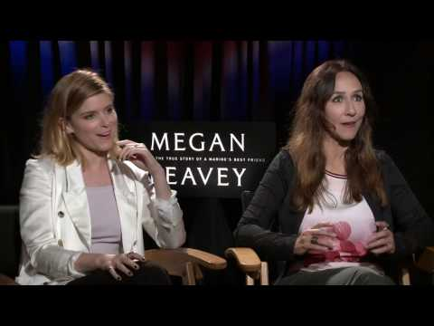 MEGAN LEAVY - Kate Mara, Common, Ramon Rodriguez and Director Gabriela Cowperthwaite Mp3