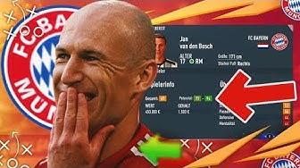 ROBBEN REGEN entdeckt? 😍😱 Rote Karte und 7 Tore 💥 FIFA 20 Karrieremodus FC Bayern