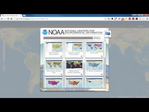 How to download climate data of weather stations worldwide v2