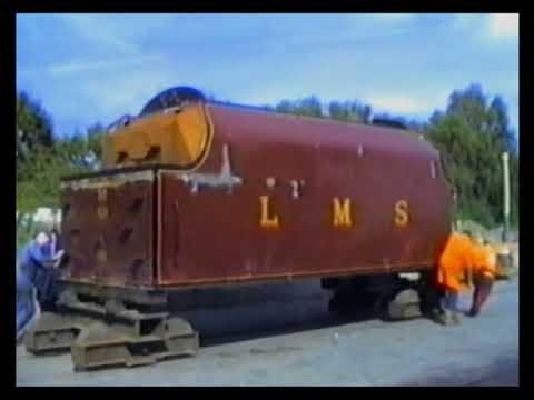 Classic British Steam Engines - Duchess of Sutherland