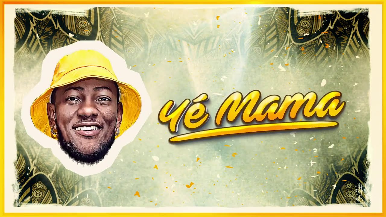 Toofan x Fally Ipupa -  Yé Mama [Lyrics Video]