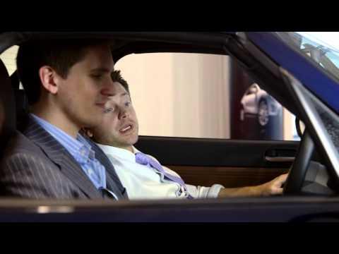 """MOFILM Texas 2013 """"Car Showroom"""" HSBC - Will Kenning"""
