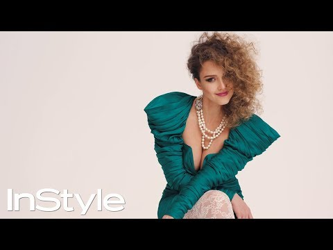 How To Be The Perfect Cover Girl ft. Jessica Alba | InStyle